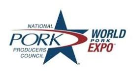 NPPC World Pork Expo 2020