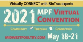 Connect with us at Midwest Poultry Federation Convention